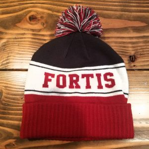 Red Winter Fortis Beanie